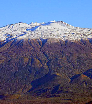 USGS Volcano Hazards Program HVO Mauna Kea