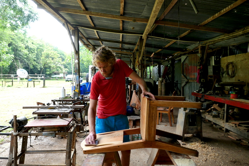 Workaway at Finca Ixobel: how we became carpenters in Guatemala