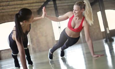 Женская программа тренировок к лету
