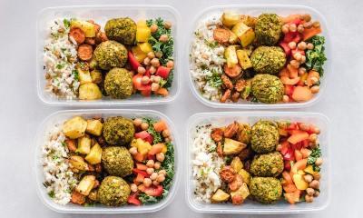 Стандартная диета для новичка
