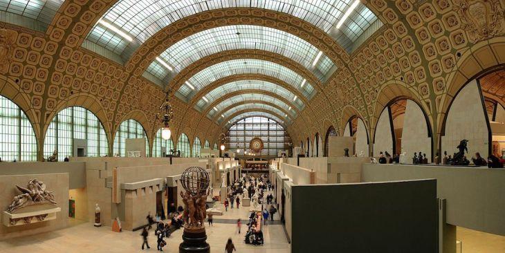Museo de Orsay en Paris: Información útil y consejos a la hora de ...