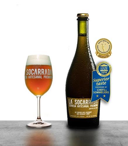 Fábrica de cerveza La Socarrada