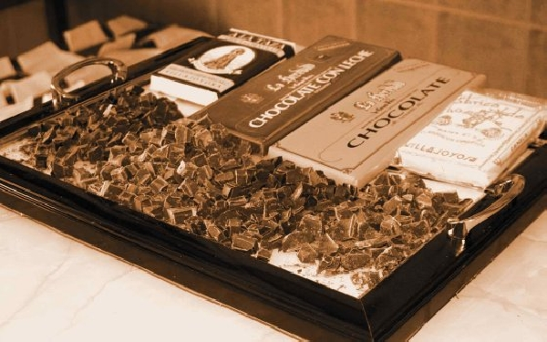 Chocolate museum in Villajoyosa