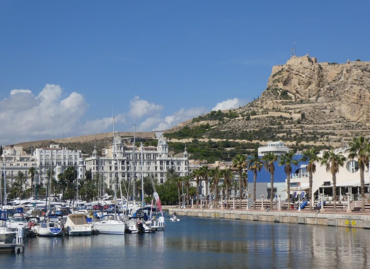 Guided tours of Alicante