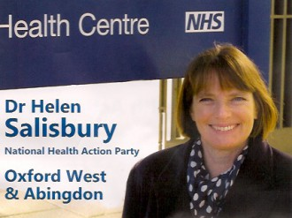 Dr Helen Sainsbury