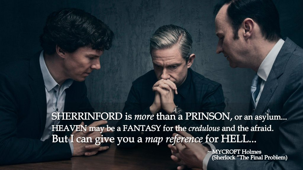 Brother Quotes Wallpaper Hd Sherlock Quot The Final Problem Quot Best Quotes Volganga