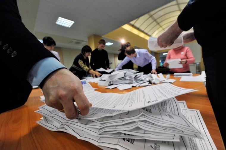 Итоги выборов в Волховском муниципальном районе