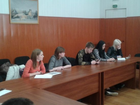 Молодёжный Совет в деталях и лицах