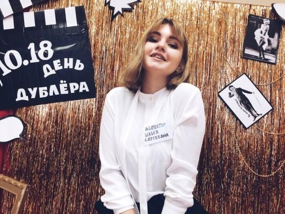 Яркий день в истории волховской школы № 8