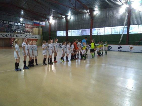 Кубок Ленинградской области по мини-футболу среди девушек