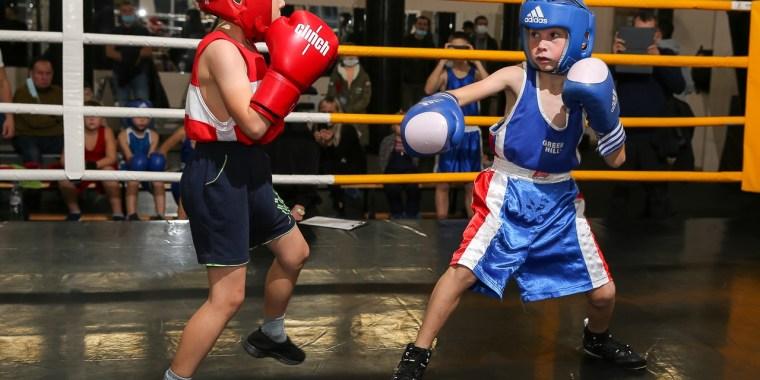В Волхове прошёл III открытый турнир по боксу среди юношей