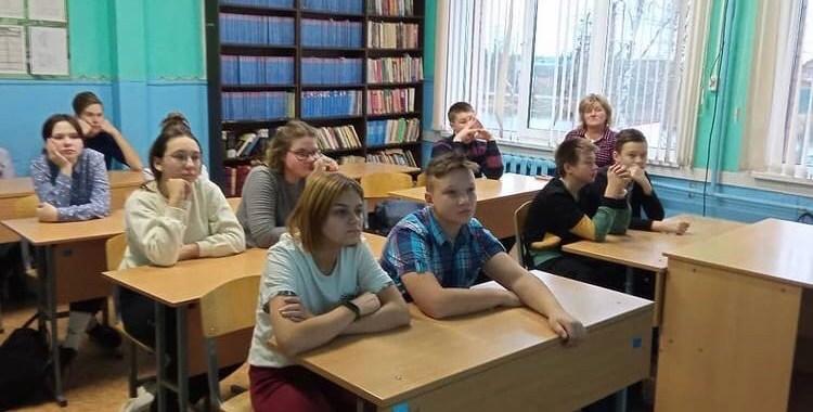 Ярмарка профессий для школьников Волховского района
