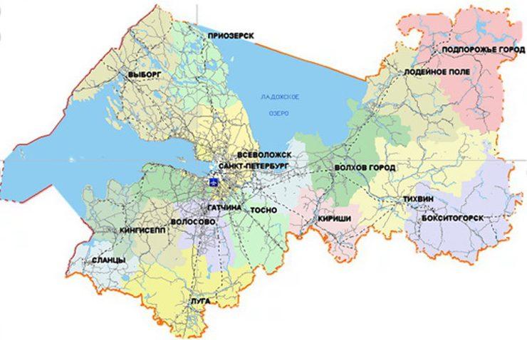 Ленинградская область — в ТОП-10 рейтинга по качеству жизни