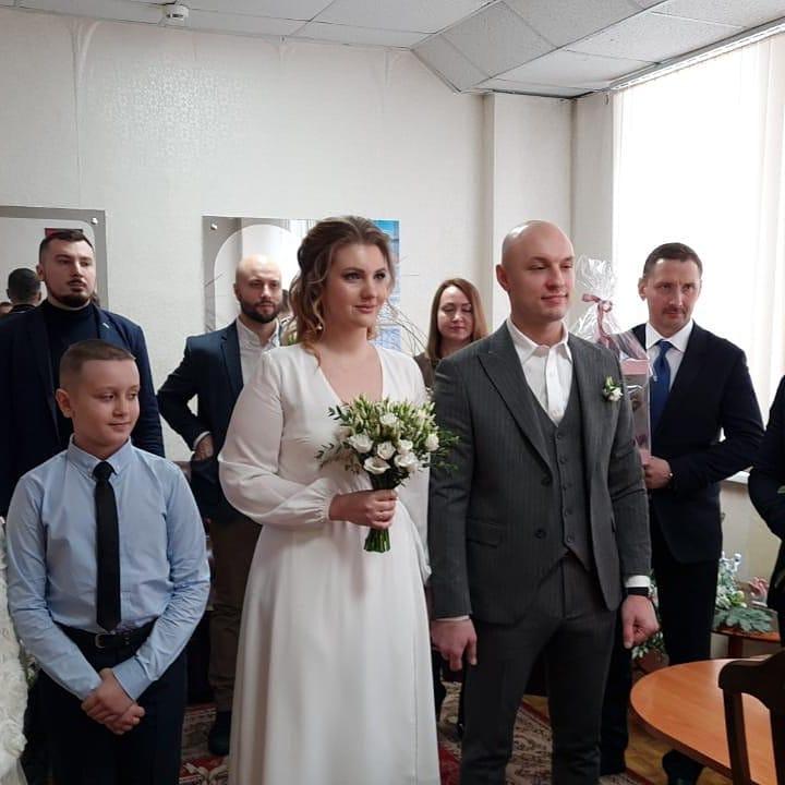 Свадьба в Волхове