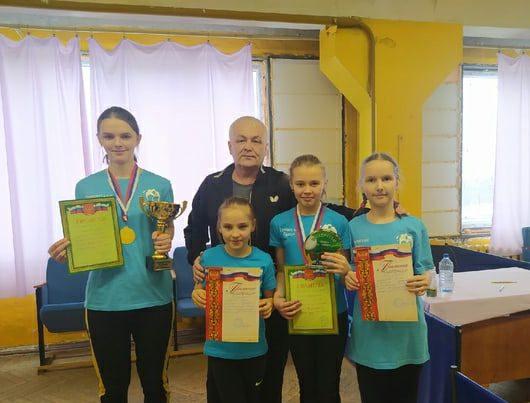 В Волхове прошёл женский турнир по настольному теннису