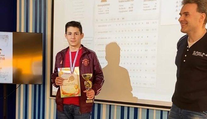 Первый онлайн-турнир по шахматам прошёл успешно