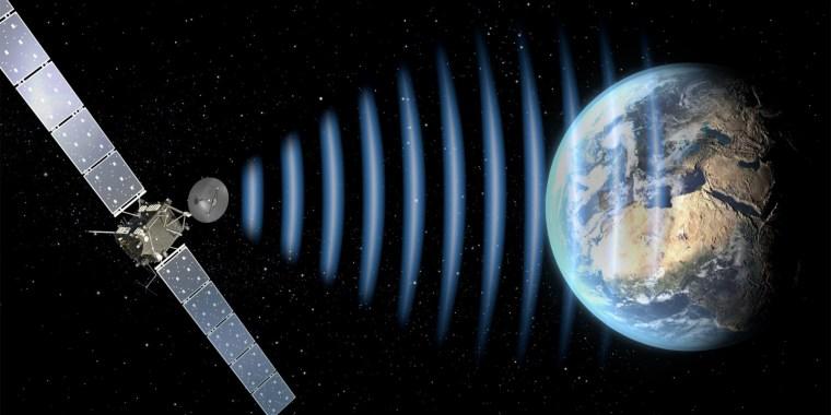 Космическая одиссея телевизионного сигнала