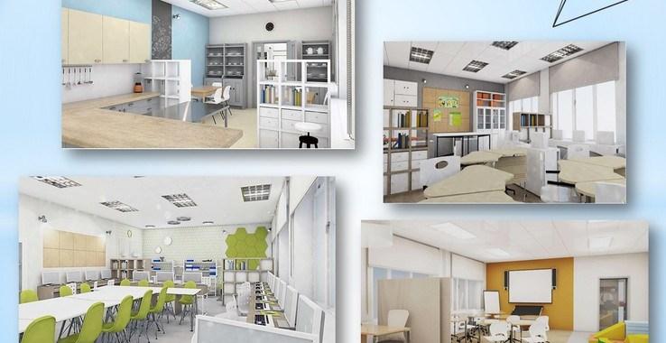 Кабинеты труда в школах Сясьстроя и Волхова ожидают реновации