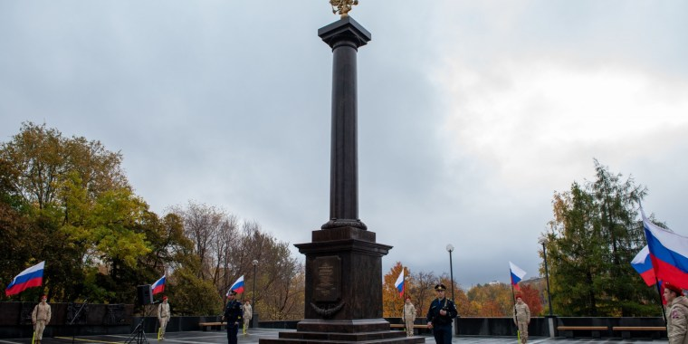 В городах воинской доблести установят памятные стелы