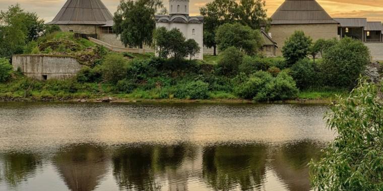 Старая Ладога в числе самых красивых деревень и городков России