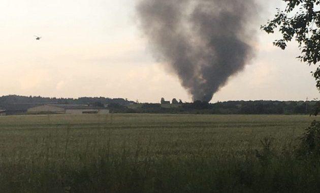 Экипаж разбившегося вертолета в Ленобласти наградят