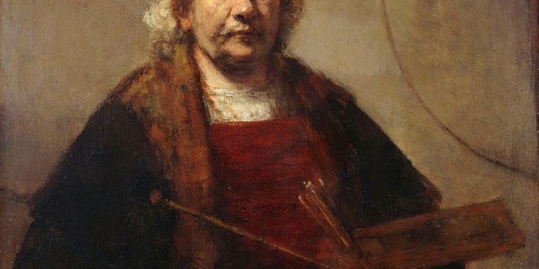 Бессмертные полотна Рембрандта