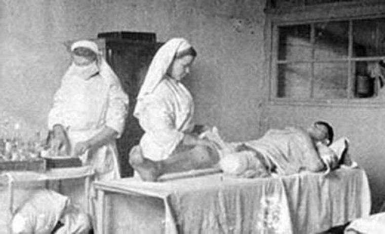 Сясьстройский госпиталь