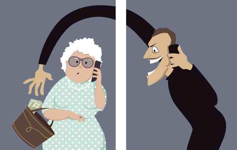 Пенсионерка из Тихвина взяла кредит и отдала деньги мошеннику