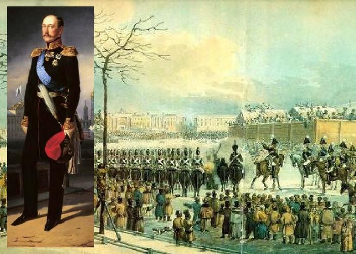 Правление императора торжественно открылось виселицами