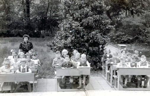 Učionice bez zidova: Zaboravljeno doba škola na otvorenom
