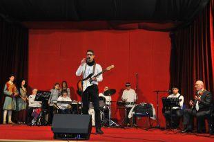 Odrzan Humanitarni koncert orkestra Saveza slijepih Crne Gore (FOTO)