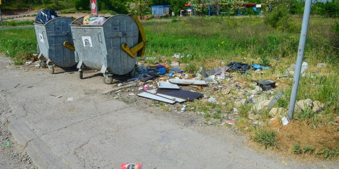 Akcija čišćenja lokacija u Spužu Stologlav