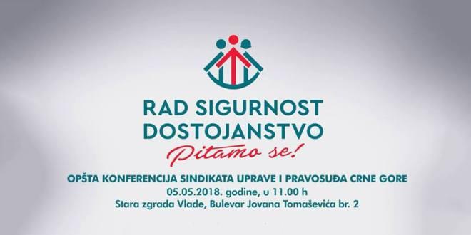 Počinje nova era sindikalizma u Crnoj Gori!