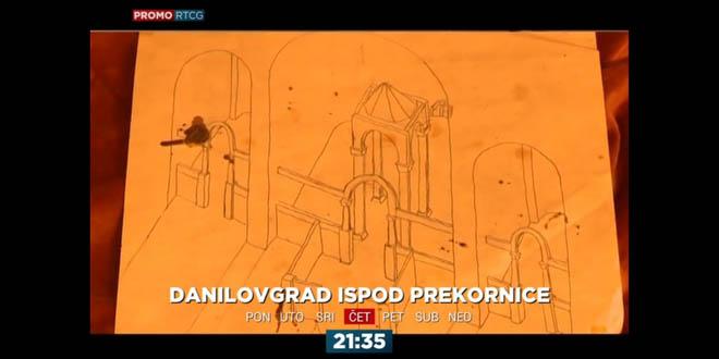 Danilovgrad ispod Prekornice