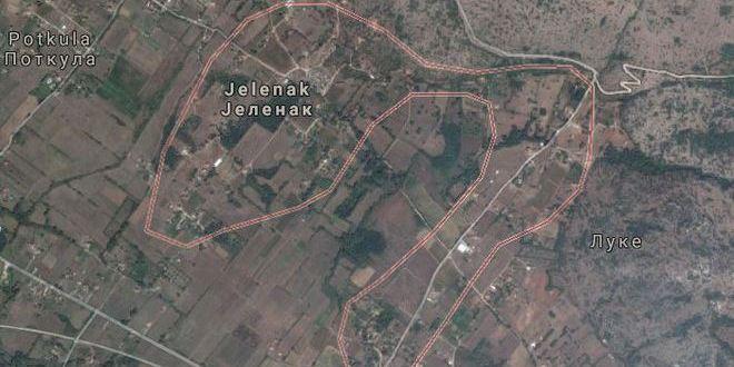 Država prodaje zemlju u KO Jelenak