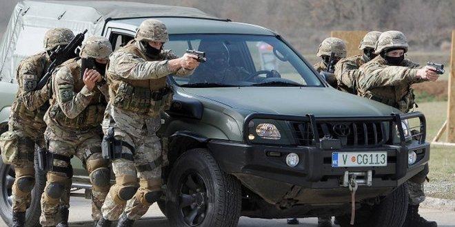 Crnogorski vojnici u novembru idu u misiju KFOR na Kosovu