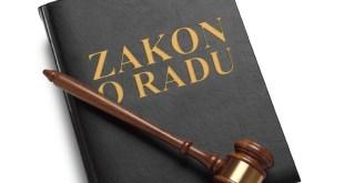 zakon o radu crna gora