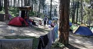 U Spužu oko 120 migranata