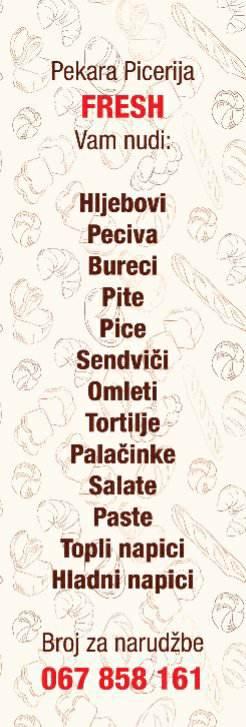 Picerija Fresh danilovgrad