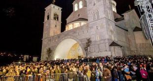 Doček Pravoslavne Nove godine u Podgorici