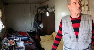 MINJEVIĆ (74) ŽIVI U KONTENJERU NASPRAM CIGLANE U SPUŽU