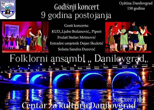 FA Danilovgrad rođendan