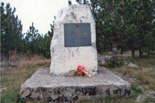 Spomenici i Spomen ploče u Danilovgradu – Martinići, Topolovo, Donji Manastir Ostrog
