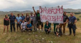 Koalicija za održivi razvoj: Odbrana ustava i održive budućnosti Crne Gore