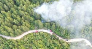 Požar u Baru: Avioni Avio-helikopterske jedinice MUP-a uključeni u GAŠENJE!