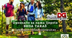 Upoznajte sa nama ljepote Taraša, DG – NET