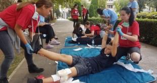 47. Državno takmičenje: Drugo mjesto za opštinsku organizaciju Crvenog krsta Danilovgrad