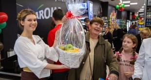 Otvoren novi Aroma Tržni centar u Danilovgradu