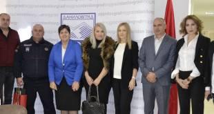 I ove godine nagrada službenicima Odjeljenja bezbjednosti Danilovgrad