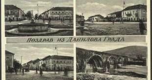 Filantropija u/za Danilovgrad, XIX i XX vijeka